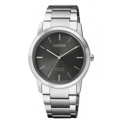Citizen Women's Watch Super Titanium Eco-Drive FE7020-85H