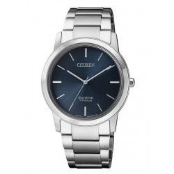 Citizen Women's Watch Super Titanium Eco-Drive FE7020-85L
