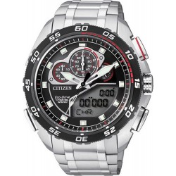 Citizen Men's Watch Promaster Chrono Racing Eco-Drive JW0124-53E
