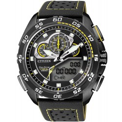 Citizen Men's Watch Promaster Chrono Racing Eco-Drive JW0125-00E