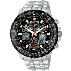 Citizen Men's Watch Radio Controlled Promaster Skyhawk Titanium JY0080-62E