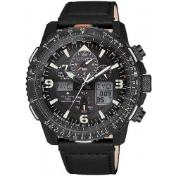 Citizen Men's Watch Radio Controlled Skyhawk JY8085-14H