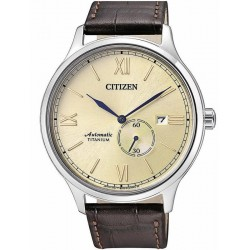 Citizen Men's Watch Super Titanium Mechanical NJ0090-30P