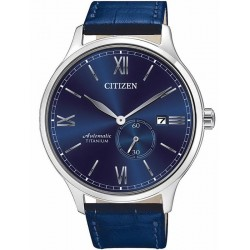 Buy Citizen Men's Watch Super Titanium Mechanical NJ0090-48L