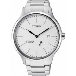 Citizen Men's Watch Super Titanium Mechanical NJ0090-81A