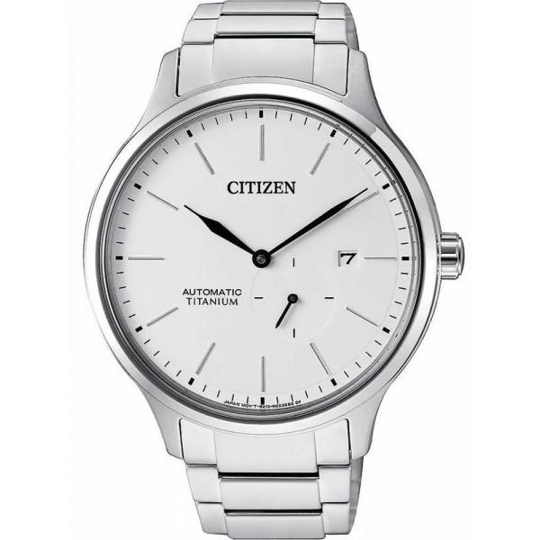 Buy Citizen Men's Watch Super Titanium Mechanical NJ0090-81A