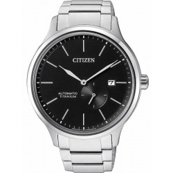 Buy Citizen Men's Watch Super Titanium Mechanical NJ0090-81E