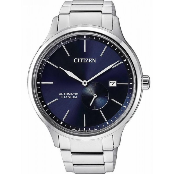 Buy Citizen Men's Watch Super Titanium Mechanical NJ0090-81L