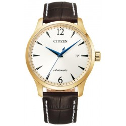 Citizen Men's Watch Mechanical Automatic NJ0118-16A