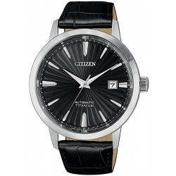 Citizen Men's Watch Super Titanium Mechanical NJ2180-46E