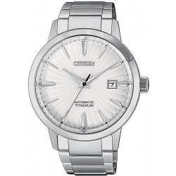 Buy Citizen Men's Watch Super Titanium Mechanical NJ2180-89A