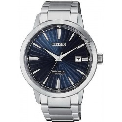 Buy Citizen Men's Watch Super Titanium Mechanical NJ2180-89L