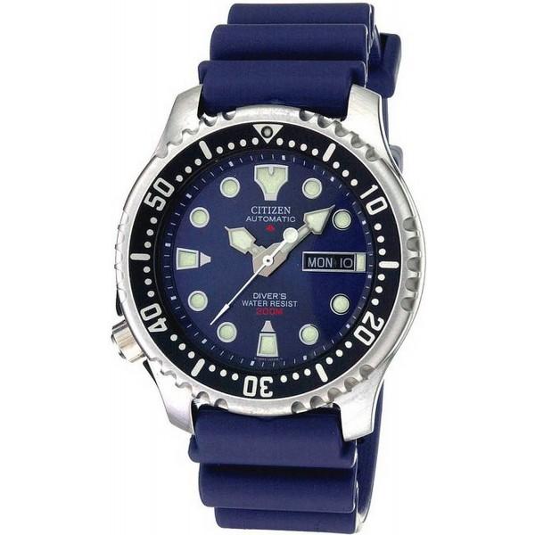 Buy Citizen Men's Watch Promaster Diver's 200M Automatic NY0040-17L