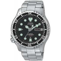 Buy Citizen Men's Watch Promaster Diver's 200M Automatic NY0040-50E