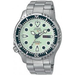 Citizen Men's Watch Promaster Diver's Automatic 200M NY0040-50W