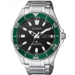 Citizen Men's Watch Promaster Diver's Automatic Super Titanium 200M NY0071-81E