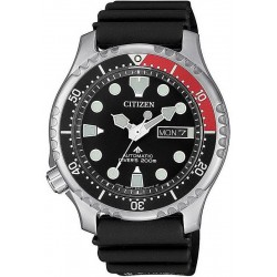 Citizen Men's Watch Promaster Diver's Automatic 200M NY0085-19E