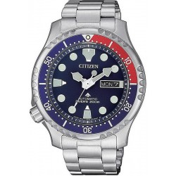 Buy Citizen Men's Watch Promaster Diver's Automatic 200M NY0086-83L