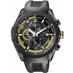 Citizen Men's Watch Chrono Eco-Drive CA0125-07E