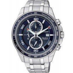 Citizen Men's Watch Super Titanium Chrono Eco-Drive CA0345-51L