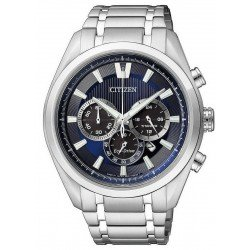 Citizen Men's Watch Super Titanium Chrono Eco-Drive CA4010-58L