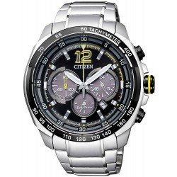 Citizen Men's Watch Chrono Eco-Drive CA4234-51E