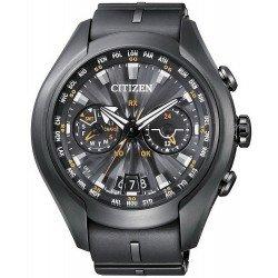 Citizen Men's Watch Satellite Wave-Air Eco-Drive Titanium CC1075-05E