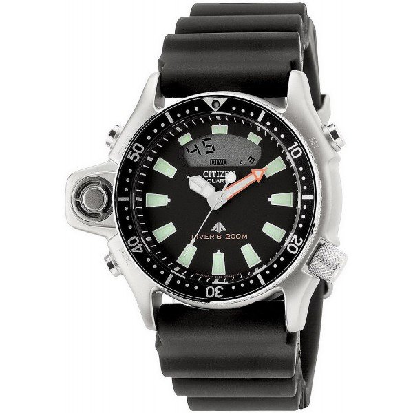 Buy Citizen Men's Watch Promaster Aqualand I JP2000-08E Depth Meter