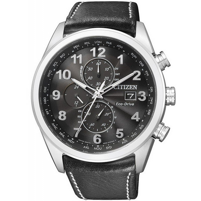 Citizen Men s Watch Chrono Eco-Drive Radio Controlled AT8011-04E 8daf7a6617