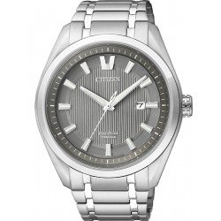 Citizen Men's Watch Super Titanium Eco-Drive AW1240-57H
