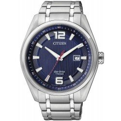 Citizen Men's Watch Super Titanium Eco-Drive AW1240-57M