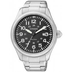 Citizen Men's Watch Military Eco-Drive BM6831-59E