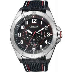Citizen Men's Watch Military Eco-Drive BU2030-17E Multifunction