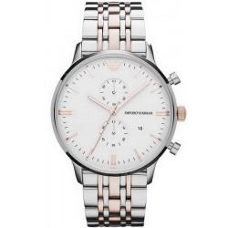 Emporio Armani Men's Watch Gianni Chronograph AR0399