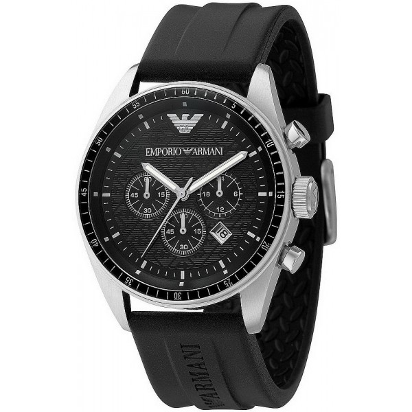 Buy Emporio Armani Men's Watch AR0527 Chronograph