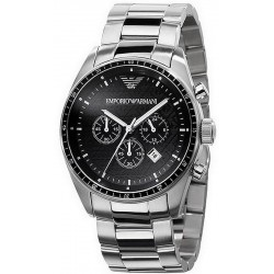 Emporio Armani Men's Watch AR0585 Chronograph