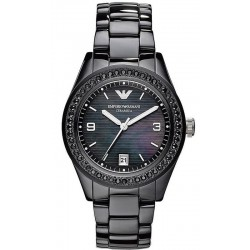 Buy Emporio Armani Women's Watch Ceramica AR1423