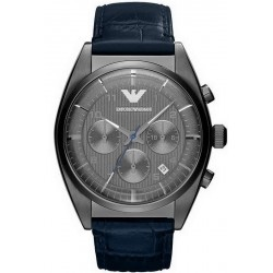 Emporio Armani Men's Watch Franco AR1650 Chronograph