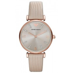 Emporio Armani Women's Watch Gianni T-Bar AR1681