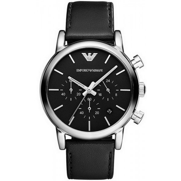 Buy Emporio Armani Men's Watch Luigi AR1733 Chronograph