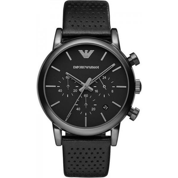 Buy Emporio Armani Men's Watch Luigi AR1737 Chronograph
