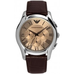 Emporio Armani Men's Watch Valente AR1785 Chronograph