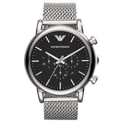 Buy Emporio Armani Men's Watch Luigi AR1808 Chronograph