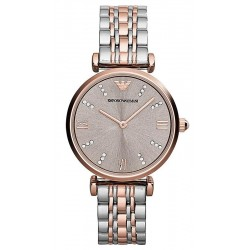 Emporio Armani Women's Watch Gianni T-Bar AR1840