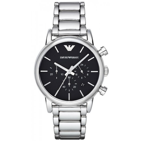 Buy Emporio Armani Men's Watch Luigi AR1853 Chronograph