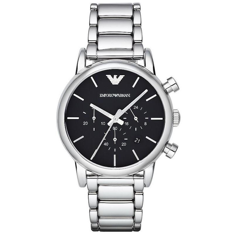 6a14191dd22 Emporio Armani Men s Watch Luigi AR1853 Chronograph