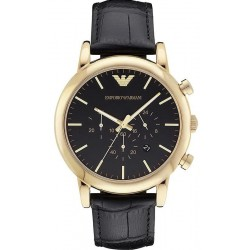 Emporio Armani Men's Watch Luigi AR1917 Chronograph