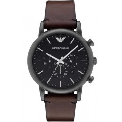 Emporio Armani Men's Watch Luigi AR1919 Chronograph