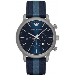 Buy Emporio Armani Men's Watch Luigi AR1949 Chronograph