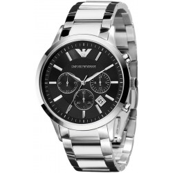 Buy Emporio Armani Men's Watch Renato AR2434 Chronograph
